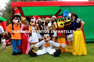 Animadoras para fiestas infantiles de navidad
