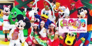 Show infantil navideño en Lima